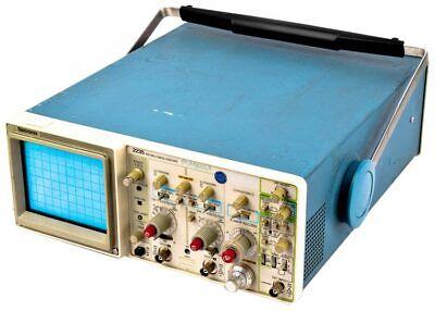 Tektronix 2235 Portable Benchtop 100mhz Dual-channel Oscilloscope Unit