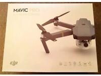 Dji Mavic Pro Combo New/Unused