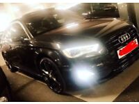 AUDI A3 SLINE BLACK EDITION FULLY LOADED!! S3 A CLASS GTD Q3