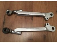 Classic Mini Adjustable Bottom Lower Arms Adjustable Rose Jointed Race Rally