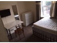 Double room to rent springbourne area next to train st £110 pw