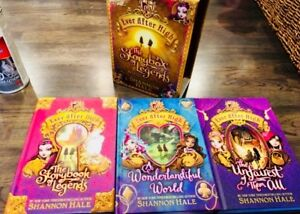 Hardcover Ever After High Set