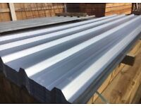 🌩New Box Profile Galvanised Roof Sheets • Heavyduty