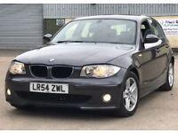 2004 BMW 1 Series 2,0 litre diesel 5dr