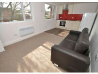 Large 1 bed flat in Loughborough town £625 fully furnished
