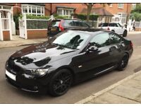 BMW 335d M SPORT COUPE - FULL BMW SERVICE HISTORY - MINT CONDITION - not Audi A5, E350, 335