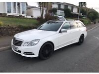 ** Mercedes E220d auto 7 seater ** amazing car with fantastic economy/performance