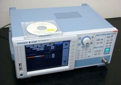 Yokogawa Vc3300 Wcdma Wireless Communication Tester