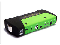 Portable Car Jump Starter Pack Booster Charger Battery Power Bank 12V 68800mAh Torch Flashing SOS