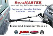 a frames hitch towing motorhome tow bars flat towing Apollo Bay Colac-Otway Area Preview