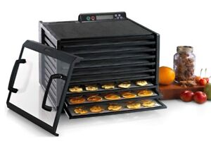 Food Dehydrator Excalibur 3948CDB 9-Tray, Selling for $400 Firm