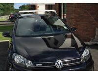 VW Golf Roof rack/bars