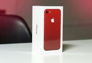 iPhone 7s Plus Product Red