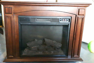 Twin Star Electric MAntle Fireplace