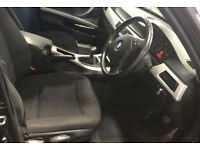 Black BMW 320 2.0TD 2010 d EfficientDynamics FROM £20 PER WEEK!