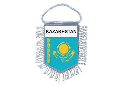 Kasachstan Hissflagge kasachische Fahnen Flaggen 60x90cm
