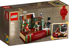 Lego Charles dickens set