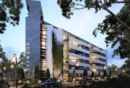 Brand New 2 Bedrooms Apartment In Homebush