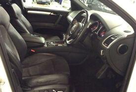 Audi Q7 quattro S Line FROM £77 PER WEEK!