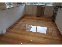 Dustless Wood Floor Sanding - Dustless - Expert Refinishing - Professional Polishing -