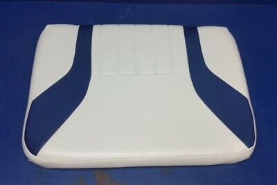 Used, G3 Boats Jump Bottom Bay Boat Seat Cushion MY18 White/Blue #73523068 for sale  Hot Springs National Park