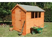 WANTED SHED