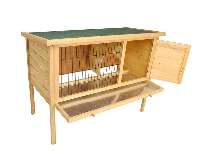 wohlf hl kaninchenstall ideen f r ein tierisch gutes zuhause ebay. Black Bedroom Furniture Sets. Home Design Ideas