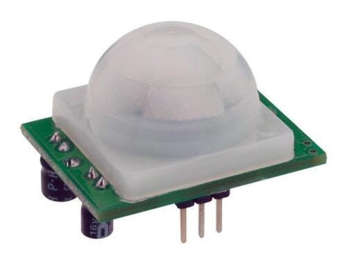 x1 Parallax PIR Passive Infrared Sensor 28027 Pyroelectric Motion Detector