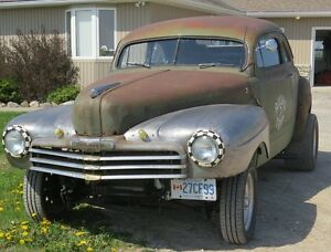 1947 Monarch rat rod/gasser REDUCED