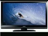 "32 "" Toshiba lcd tv full hd USB port with built-in freeview."