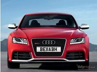 Cherished Number Plate BE11ABH Perfect for Bella Isabel Annabella Isabella