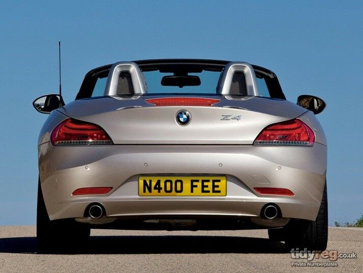 FIONA / FEE CHERISHED NUMBER PLATE. VALUED AT £1200. NOT NEEDED SO OPEN TO OFFERS. ALL FEE'S INC.