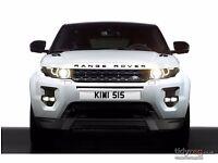 KIWI 515 Cherished Registration Number Plate KIW 1515 Car Reg On Retention!!
