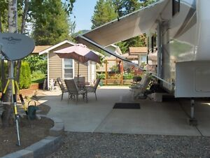 Superb RV Lot in Shuswap Available