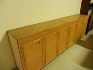 Three door Veneer cabinets x 2 Oatley Hurstville Area Preview