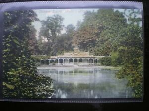 POSTCARD-WOBURN-ABBEY-THE-CHINESE-DAIRY-BEDFORDSHIRE