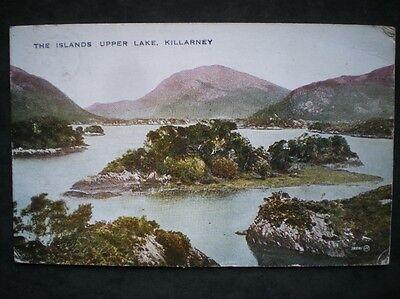 POSTCARD KILLARNEY THE ISLANDS UPPER LAKE