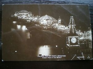 POSTCARD-BRIGHTON-PALACE-PIER-BY-NIGHT-THE-FINEST-PIER-IN-THE-WORLD-SUSSEX