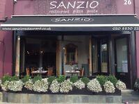 Waiter/Waitress needed for busy Italian Restaurant