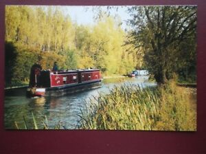 POSTCARD-BUCKINGHAMSHIRE-CAMPBELL-PARK-THE-GRAND-UNION-CANAL