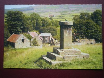 POSTCARD YORKSHIRE BRANSDALE - THE SUNDIAL