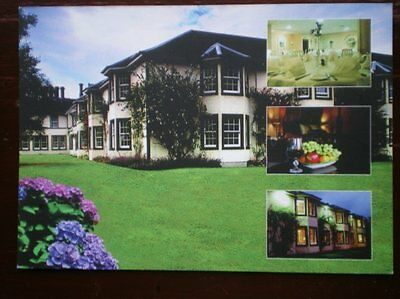 POSTCARD KINROSS-SHIRE KINROSS - THE GREEN HOTEL