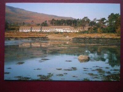 POSTCARD ARGYLLSHIRE ISLE OF MULL HOTEL