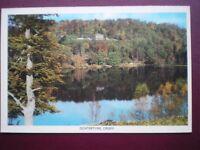 Postcard Perthshire Crieff - Ochtertyre -  - ebay.co.uk