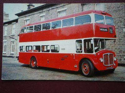 POSTCARD 1964 AEC RENOWN SELNEC BUS NO 116 EX NORTH WESTERN 116