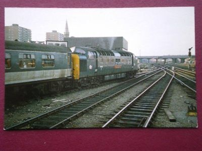 POSTCARD NO.55021 ARGYLL & SUTHERLAND HIGHLANDER AT DONCASTER