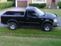 1998 Ford F-150, 5 speed