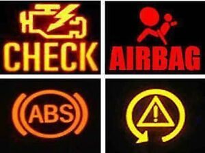 VOYANT CHECK ENGINE - ABS - AIRBAG SRS - TRACTION CONTROL OBD2