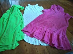 Swim/Beach Cover Ups - Girls Size 8/10 Take all 3 for $5