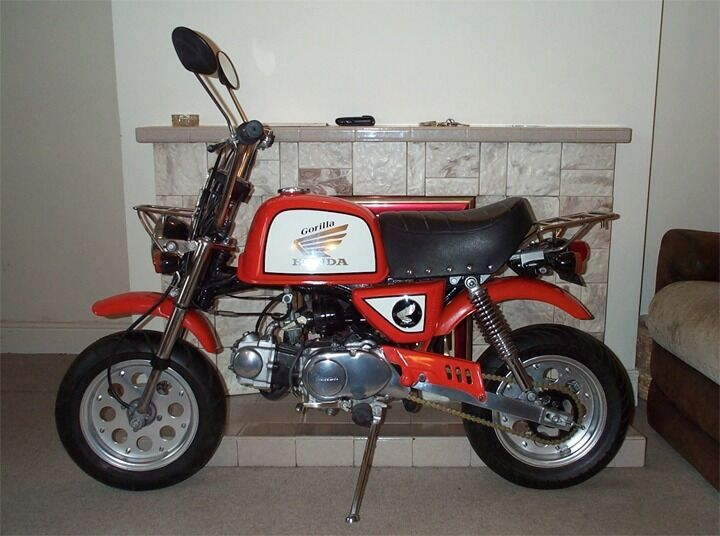 Genuine Honda 50cc GORILLA monkey bike.   in Gateshead ...